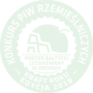 KPR 2018 - srebro - PORTER BALTYCKI LEZAKOWANY W DREWNIE